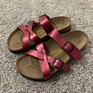 Birkenstock Papillio Nepal Cross Cross Sandals